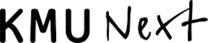 KMU Next logo